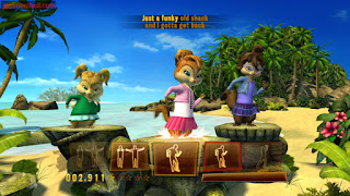 Alvin And The Chipmunks Chipwrecked (XBOX360)