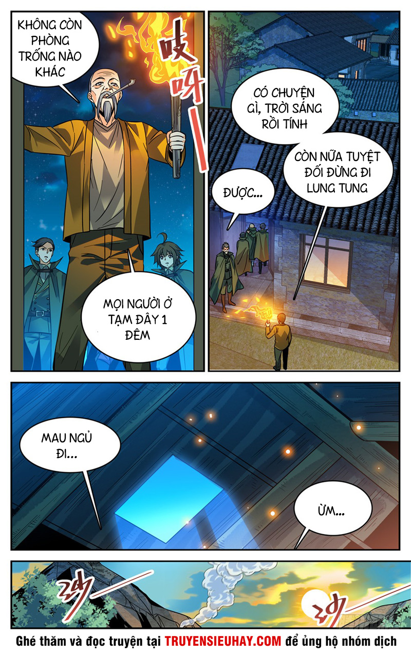Toàn Chức Pháp Sư chap 353 - Trang 10