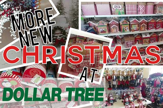 New Christmas at dollar Tree