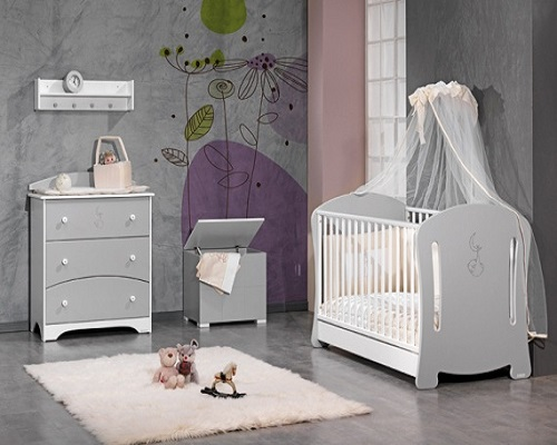 d coration chambre b b gris et blanc b b et d coration chambre b b sant b b beau b b. Black Bedroom Furniture Sets. Home Design Ideas