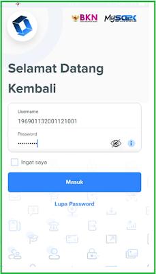Masukkan pass baru (password minimal 6 karakter, ada 1 angka dan 1 huruf besar) dan nomer token dari email