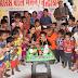 जोशी कुटुंबीयांनी केला अनाथ मुलांसोबत वाढदिवस साजरा