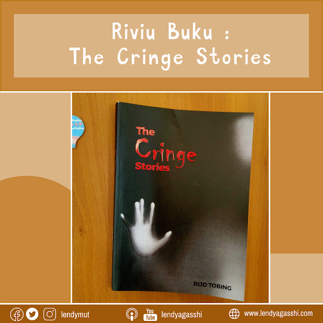 Review Buku The Cringe Stories Rijo Tobing