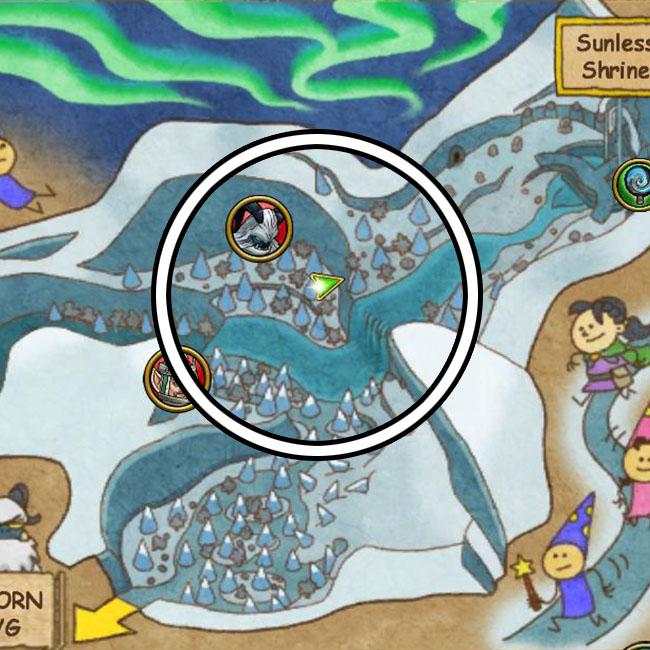 Polaris Zeke Quest Guide: Vanilla Ice | Wizard101