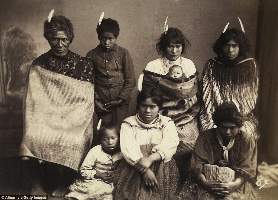 Pembunuhan orang Maori