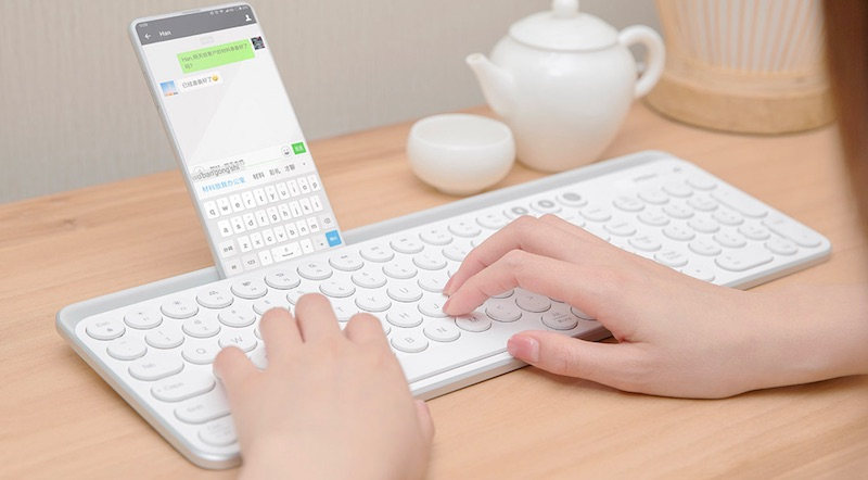 xiaomi miiiw wireless bluetooth keyboard dual mode