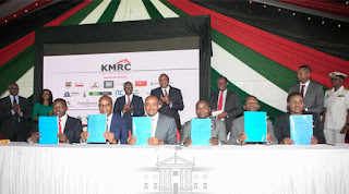 Kenya Mortgage Refinance Company (KMRC) Kenya launch