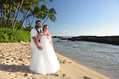 West Oahu Wedding