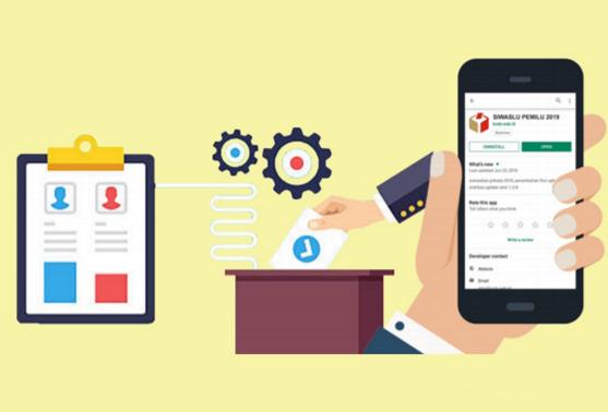 Download Aplikasi Siswaslu (Sistem Pengawasan Pemilihan Umum) Bawaslu Apk For Android 2019