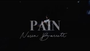 Pain Lyrics - Nessa Barrett