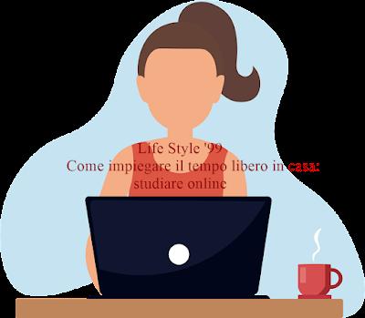 Come impiegare il tempo libero in casa: studiare online