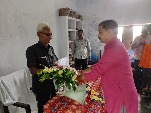 सेवानिवृत्ति पर विशेष : डॉ. रणजीत सिंह ने विद्यालय की कीर्ति को चतुर्दिक फैलाया, छोड़ी अमिट छाप   #NayaSaveraNetwork