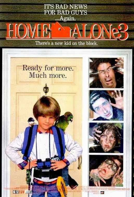 Home Alone 3 (1997)   BRRip 720p