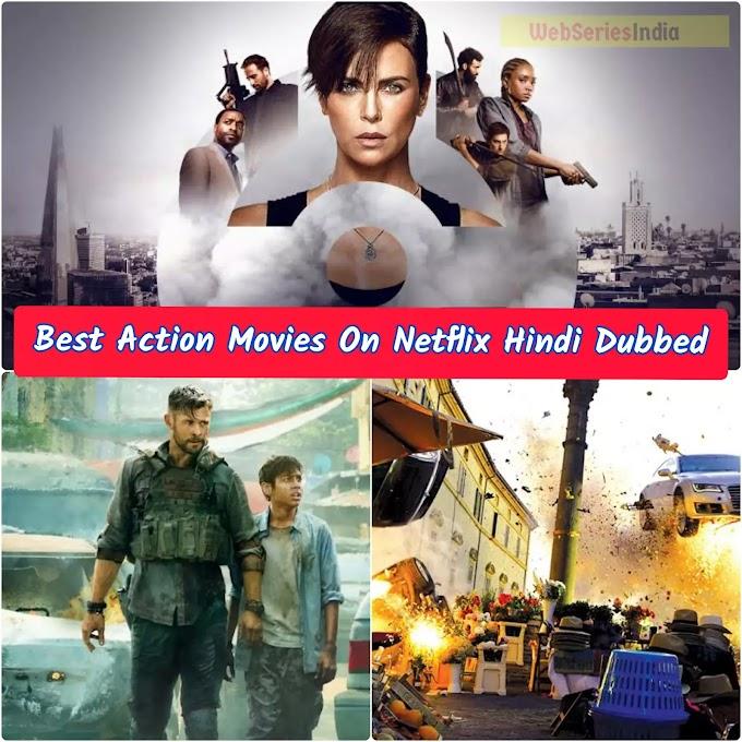 Best Action Movie on Netflix hindi dubbed