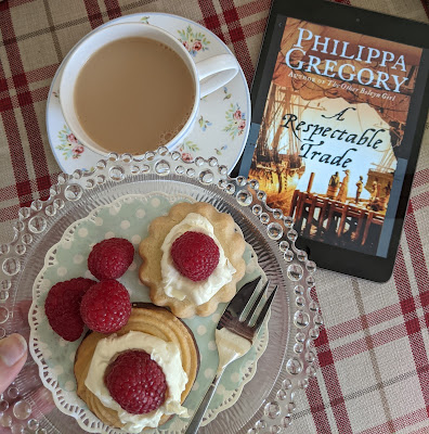 Respectable Trade Philippa Gregory Book Review