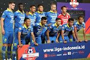 PSS Sleman VS Persib Bandung di Stadion Maguwoharjo Sleman