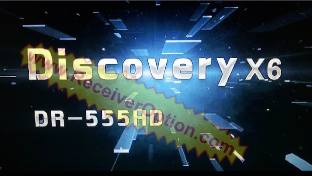 1506F 512 4M DISCOVERY X6 DR-555HD NEW SOFTWARE WITH HAHA CAM OPTION