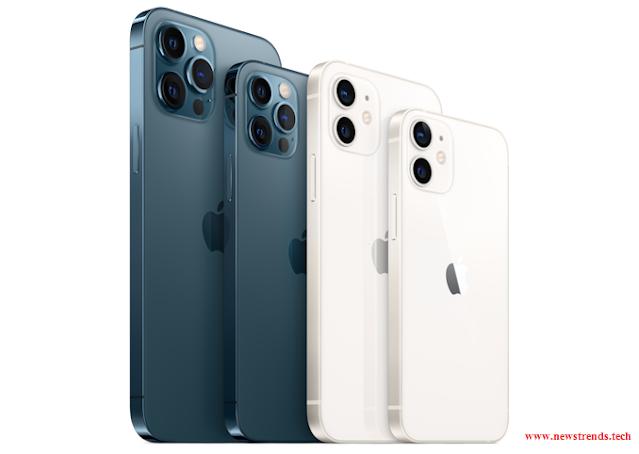 Apple iphone 12 series phones - newstrends
