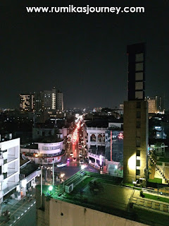 view-malam-hari-di-hotel-de-braga-by-artotel-bandung