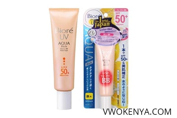 Biore UV Aqua Rich Watery BB Essence SPF 50+ PA+++