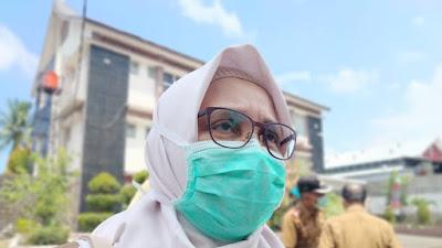 Pandemi Covid-19, Kasus DBD di Padang Turun
