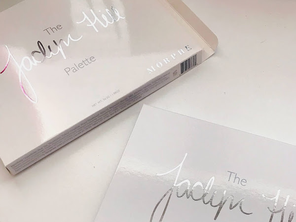The Jaclyn Hill Eyeshadow Palette by Morphe | Review