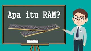 Apa itu RAM?