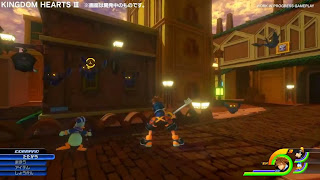 Kingdom Hearts III PS4 - Palystation 4 Four - Sora Goofy Pato Donald Duck - Pateta