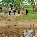 Mayat Pria Tanpa Identitas Ditemukan Warga Mengambang di Sungai Ciherang
