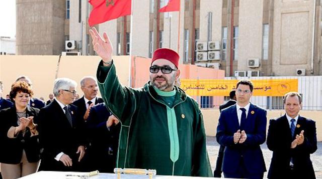 جلالة الملك محمد السادس يحل بأكادير اليوم  الثلاثاء 04 فبراير