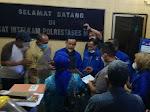 Datangi Polrestabes Medan, Demokrat Sumut Minta KLB di The Hill Hotel Dibubarkan