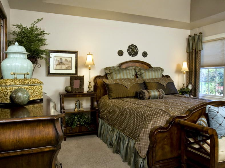 Traditional bedroom decorating ideas pictures Best Top ...