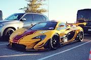 A Street Legal McLaren P1GTR?