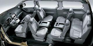 Fitur Hyundai H1