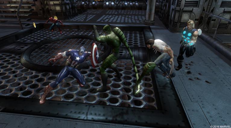 Marvel Ultimate Alliance 1 y 2 PC Full Español