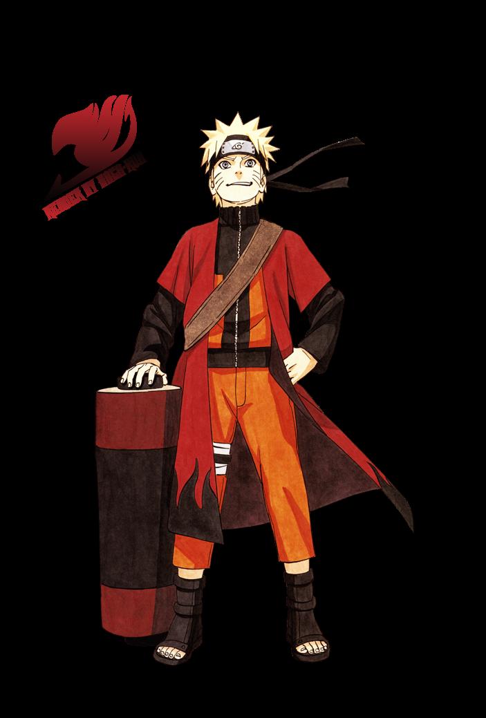 render Uzumaki Naruto