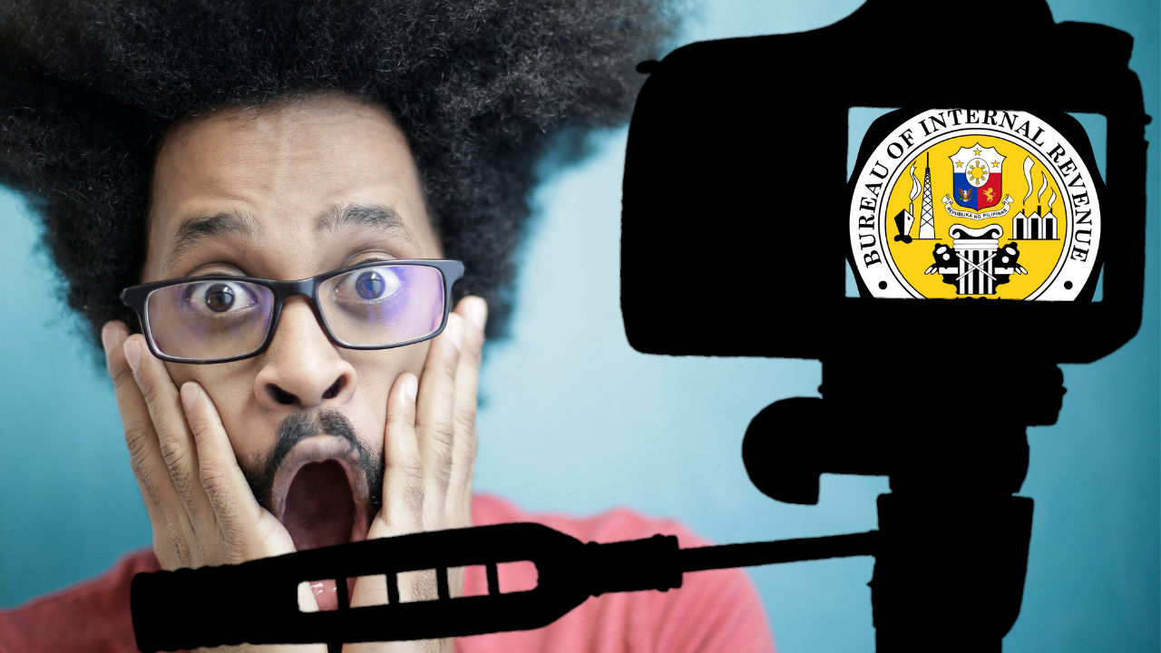 PAY YOUR TAXES! BIR Reminds Vloggers, Youtubers, Tiktokers and Other Social Media Influencers