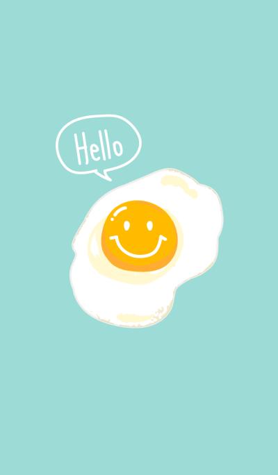 Hello! Fried egg WV