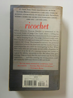 Ricochet by Sandra Brown