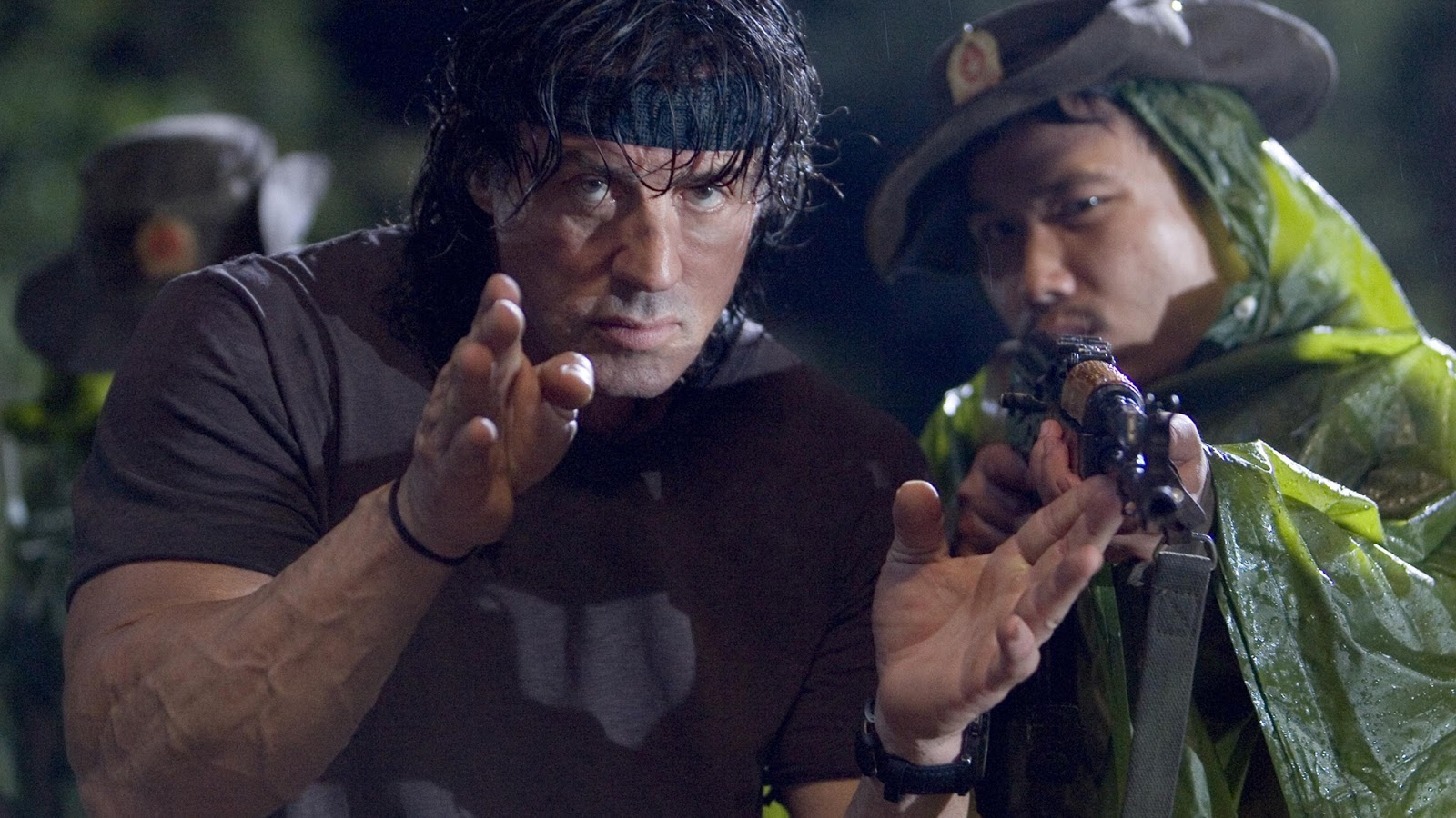After Rambo 5 Stallone To Battle A Savage Beast In 'Hunter'