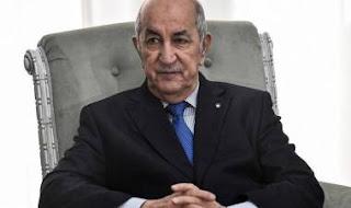 الجزائر الرئيس عبد المجيد تبون، المستشفى العسكري بعين النعجة، حربوشة نيوز
