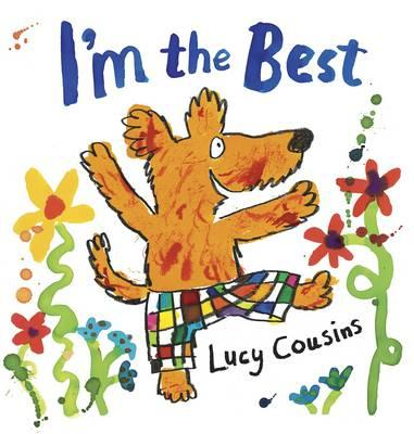 Kids' Book Review: Review: I'm the Best