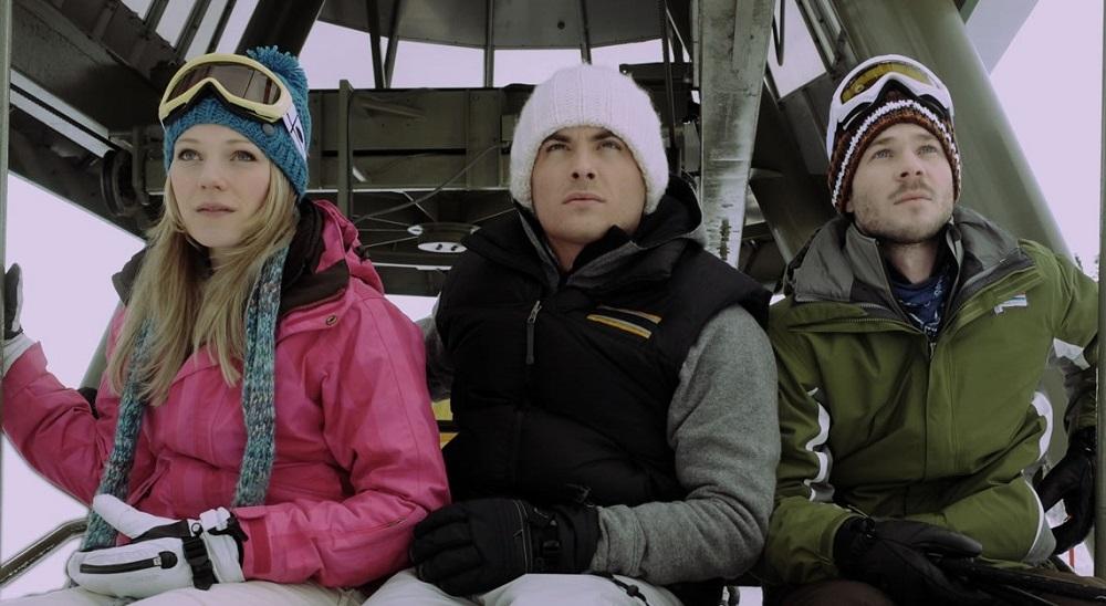 Snowboarding movie with zach galifianakis