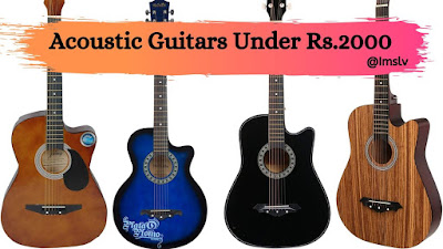 acoustic guitar under 20000 rupees for beginners