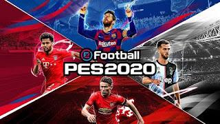 Download PES 2020 APK Android Pro Evolution Soccer 20 APK 4.1.0