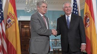 España y EEUU acuerdan aumentar la presión sobre Venezuela