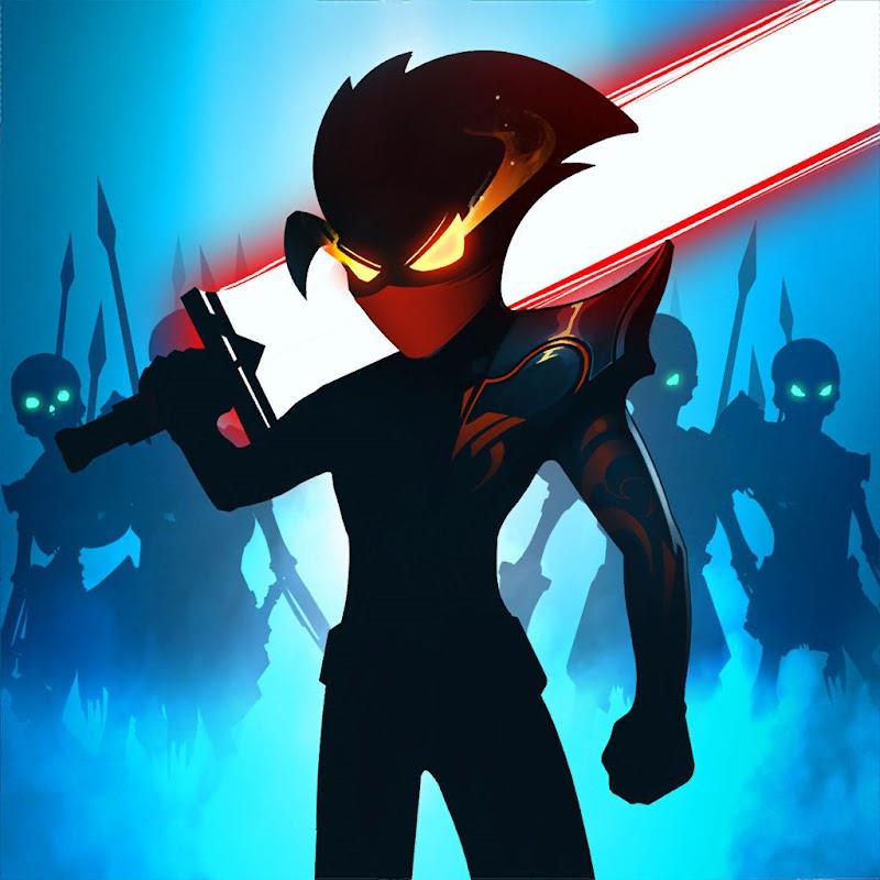 Stickman Legends – Ninja Warriors: Shadow War v2.4.42 Apk Mod [God Mod + One Hit]