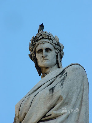 Panteones Dante en Santa Croce