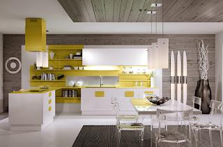 Dekorasi Dapur Modern