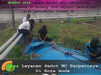 LAYANAN SEDOT WC MENGANTI 085235455077 Murah